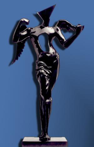 scultura dalì