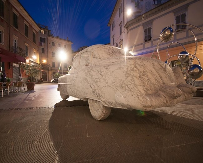 Arte, scultura, architettura, mostre, design, spettacolo: ecco Carrara Marble Weeks