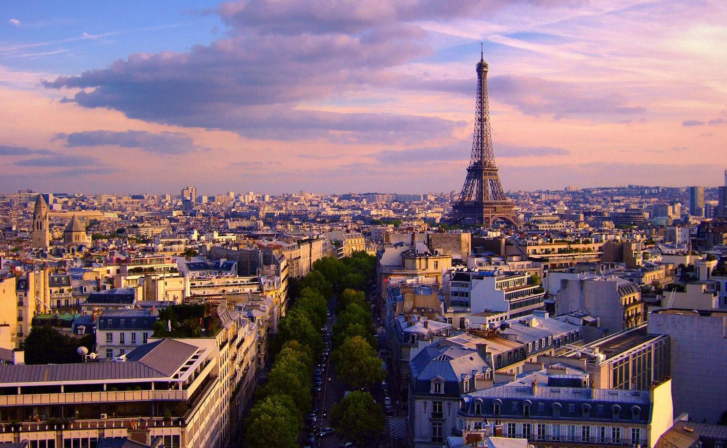 Mostra a Parigi